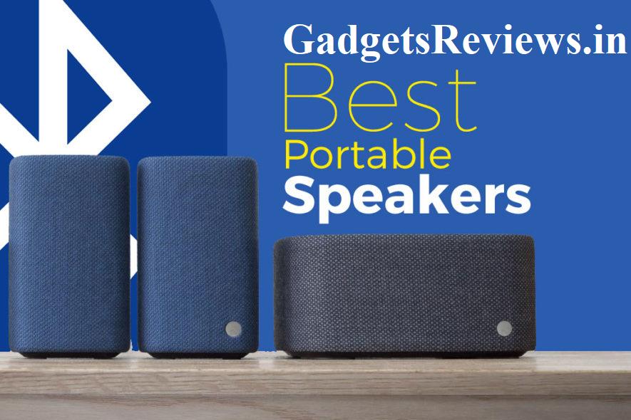 Bluetooth speakers, speakers