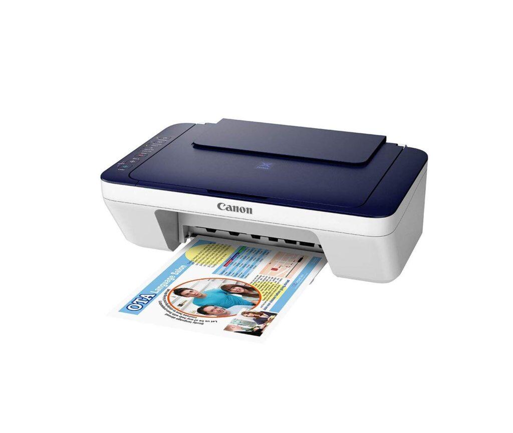 canon pixma e477, printer, color printer, wireless color printer, hp printer