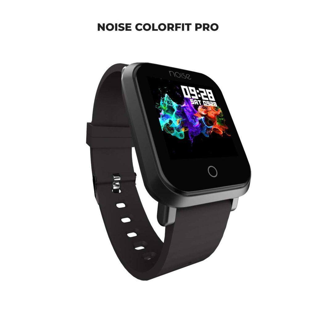 Noise ColorFit Pro; Fitness Watch
