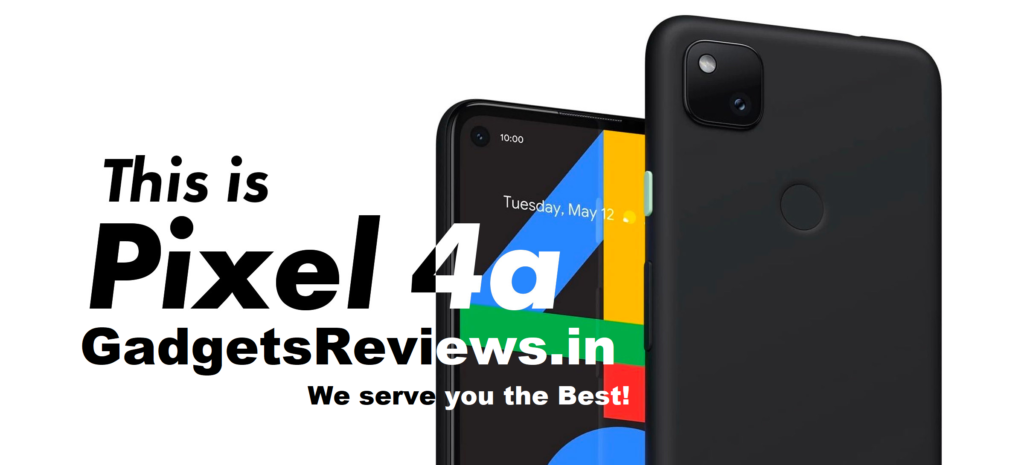Google Pixel 4A, Price and spects