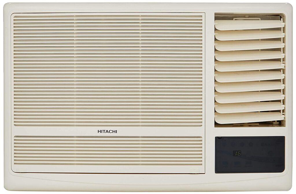 hitachi 1.5 ton, window ac, ac under 30000, ac, air conditioner, 1.5 ton