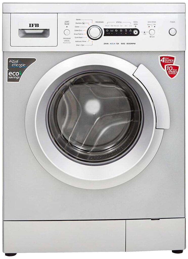 ifb 6 kg, washing machine price, fully-automatic, washing machine, front load, washing machine price under 30000