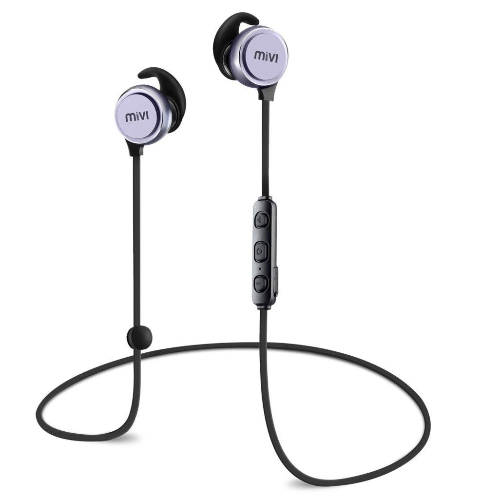 Mivi thunder beats, Neckband, Wireless earphone, earphones, Bluetooth earphone