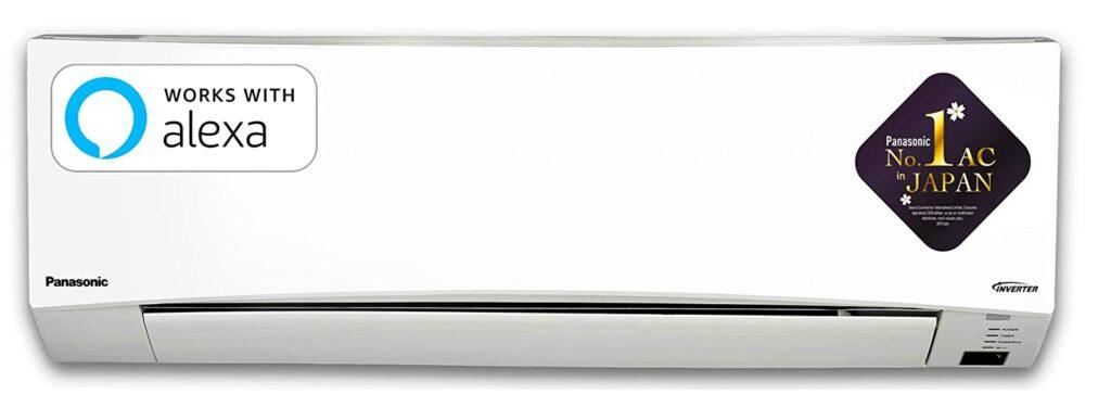 panasonic 1 ton inverter split air conditioner, air conditioner, ac under 40000, air conditioners, 1 ton