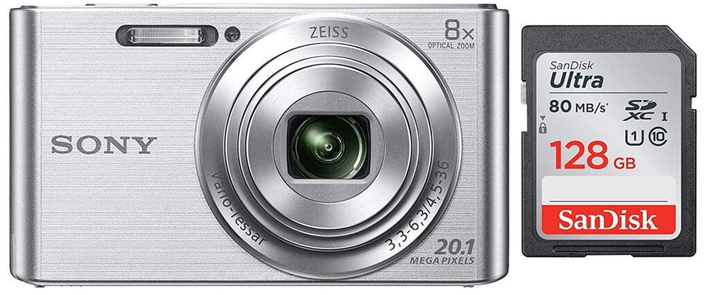 Sony dsc-w830, Digital Camera
