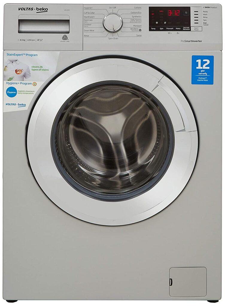 voltas beko 6.5 kg, washing machine price, fully-automatic, washing machine, front load, washing machine price under 30000