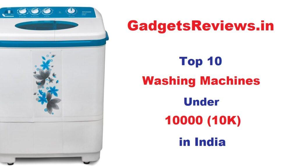 washing machine, semi-automatic