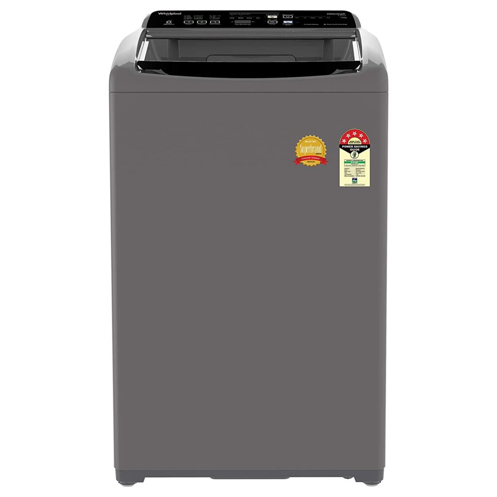 whirlpool 7 kg, washing machines, fully-automatic, top loading, whirlpool washing machine