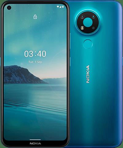 Nokia 3.4, Nokia 3.4 mobile phone, Nokia 3.4 phone price, Nokia 3.4 phone specifications, Nokia 3.4 launching date in India