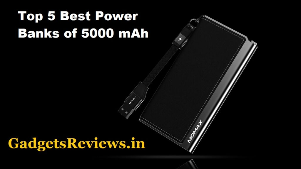 power banks, power bank, power bank 5000 mAh, power bank price, best power bank