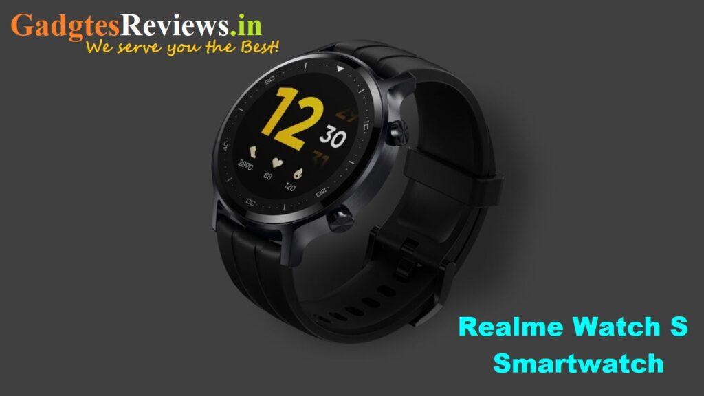 realme watch s, buy realme watch s, smartwatch realme, realme smartwatch, realme watch s spects, flipkart, realme watch s spects, realme watch features