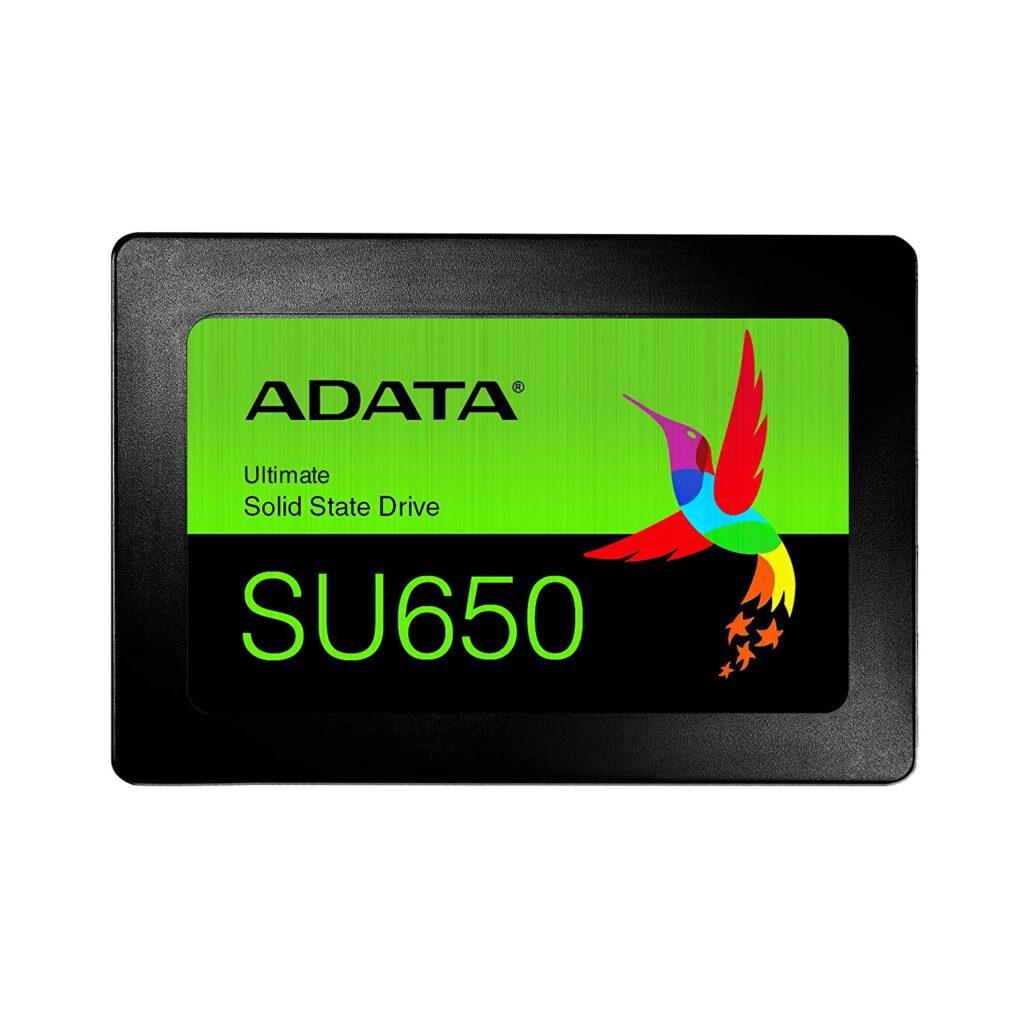 adata ultimate su650 480GB ssd price under 5000 5k