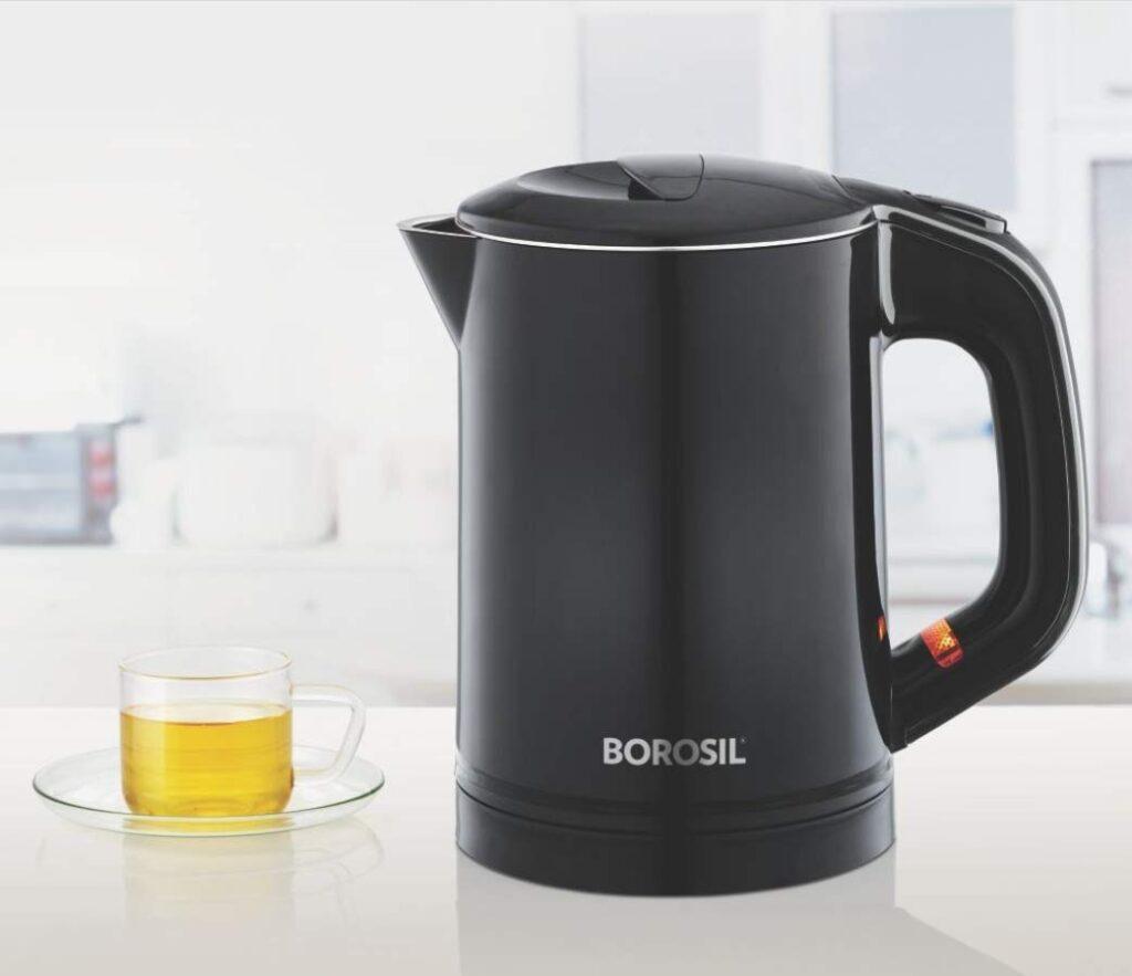 borosil eva electric kettle