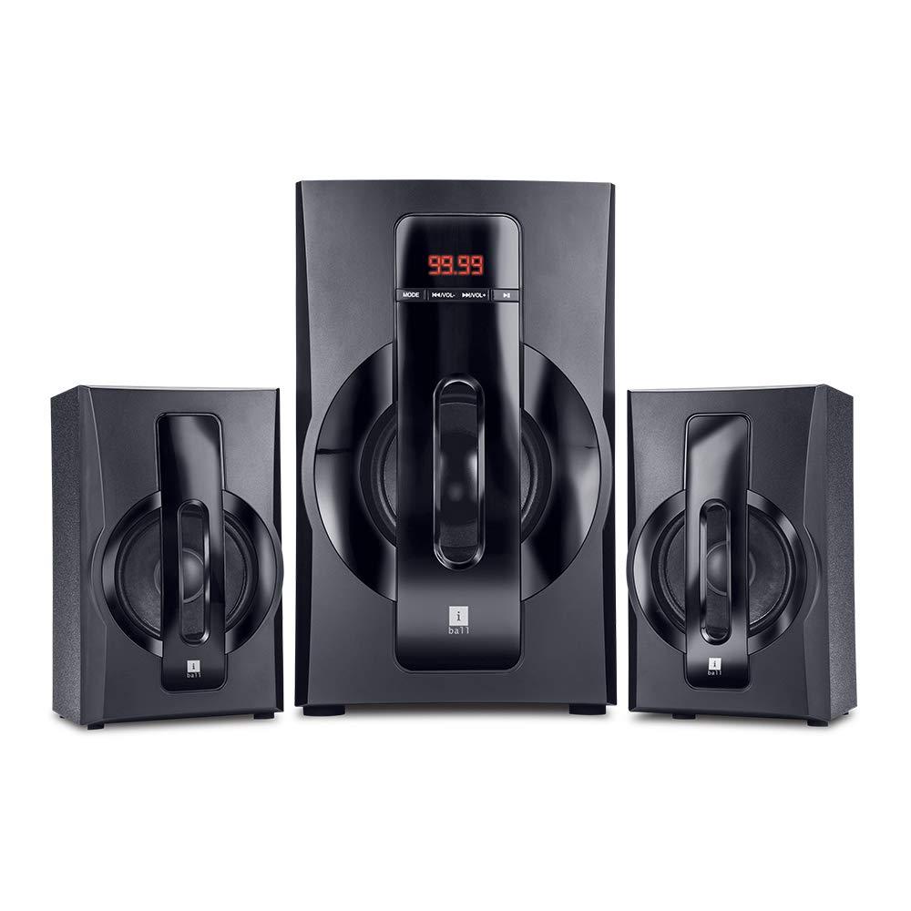 iball tarang multimedia speakers