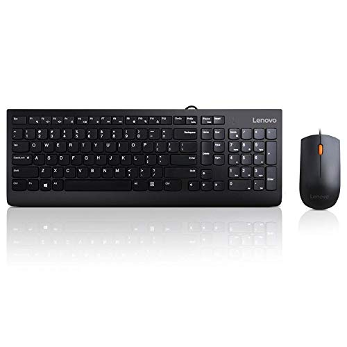 lenovo 300 wired keyboard and mouse combo