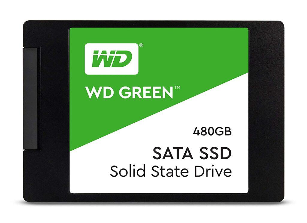 western digital wd green 480GB ssd price under 5000 5k