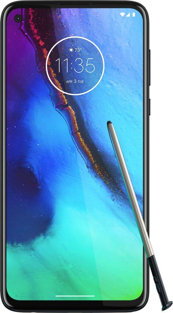 Motorola Moto G Stylus mobile phone