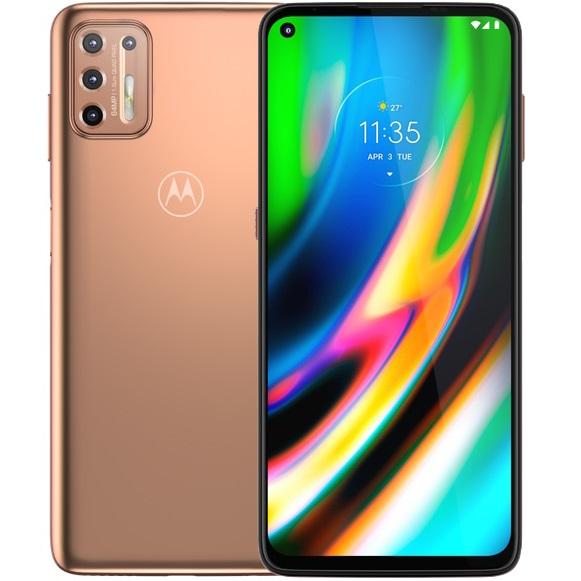 Motorola Moto G9 Plus mobile phone