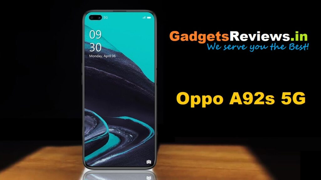 oppo a92s 5G, oppo a92s 5G specifications, oppo a92s 5G mobile phone, oppo a92s 5G launching date in India, oppo a92s 5G phone price