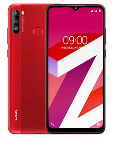 lava z4 mobile phone