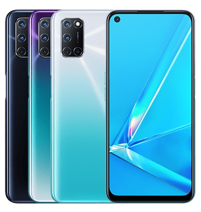 oppo a92 mobile phone