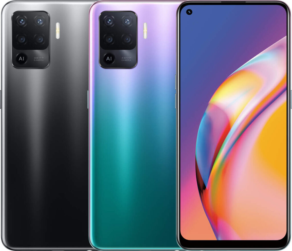 Oppo F19 Pro mobile phone