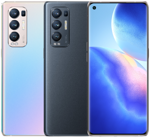 Oppo Find X3 Neo 5G mobile phone