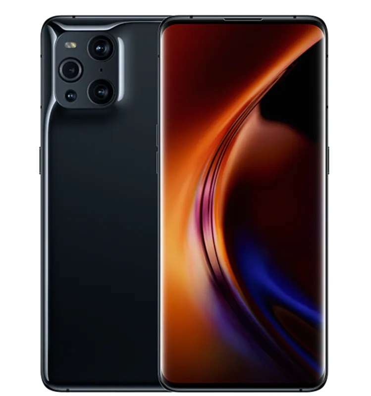 Oppo Find X3 Pro 5G mobile phone