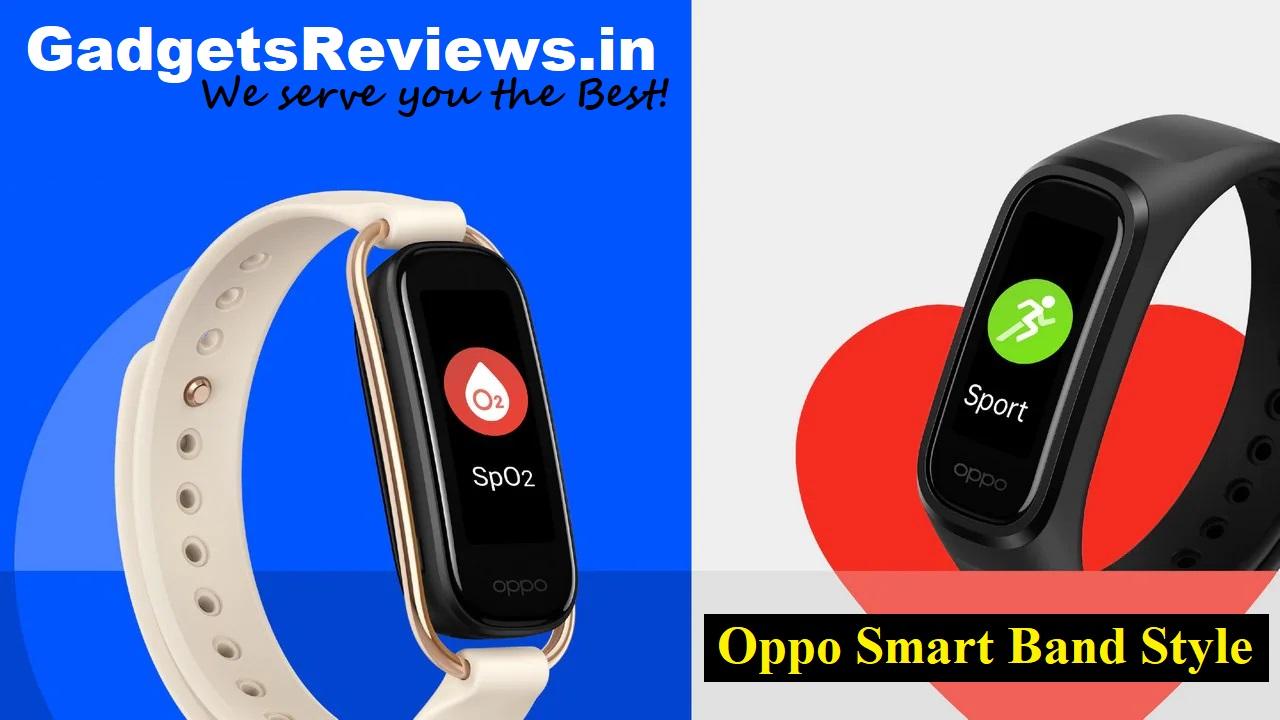 Oppo Band Style, Oppo Band Style smart band, smart band under 3000, smartband oppo, smartband under 3k in India, amazon, Oppo smartband