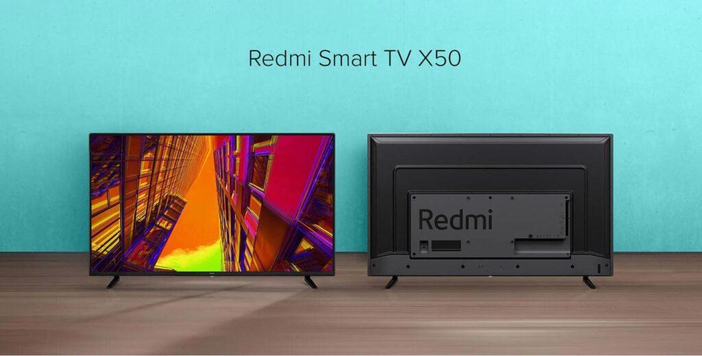 Redmi Smart TV XL, Redmi Smart TV, Xiaomi Redmi Smart TV XL price, buy Redmi Smart TV XL, Redmi Smart TV XL specifications, amazon, Redmi smart tv xl x50