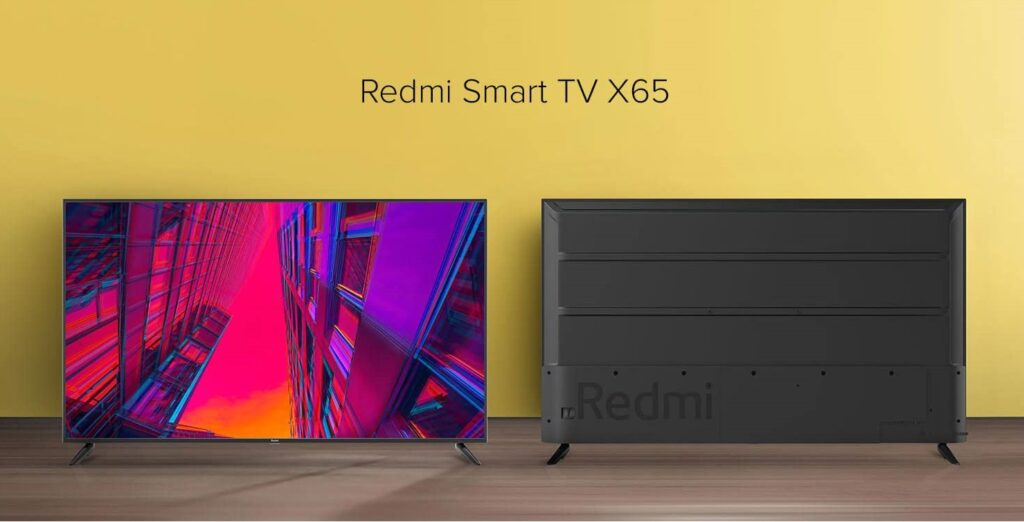 Redmi Smart TV XL, Redmi Smart TV, Xiaomi Redmi Smart TV XL price, buy Redmi Smart TV XL, Redmi Smart TV XL specifications, amazon, Redmi smart tv xl x65