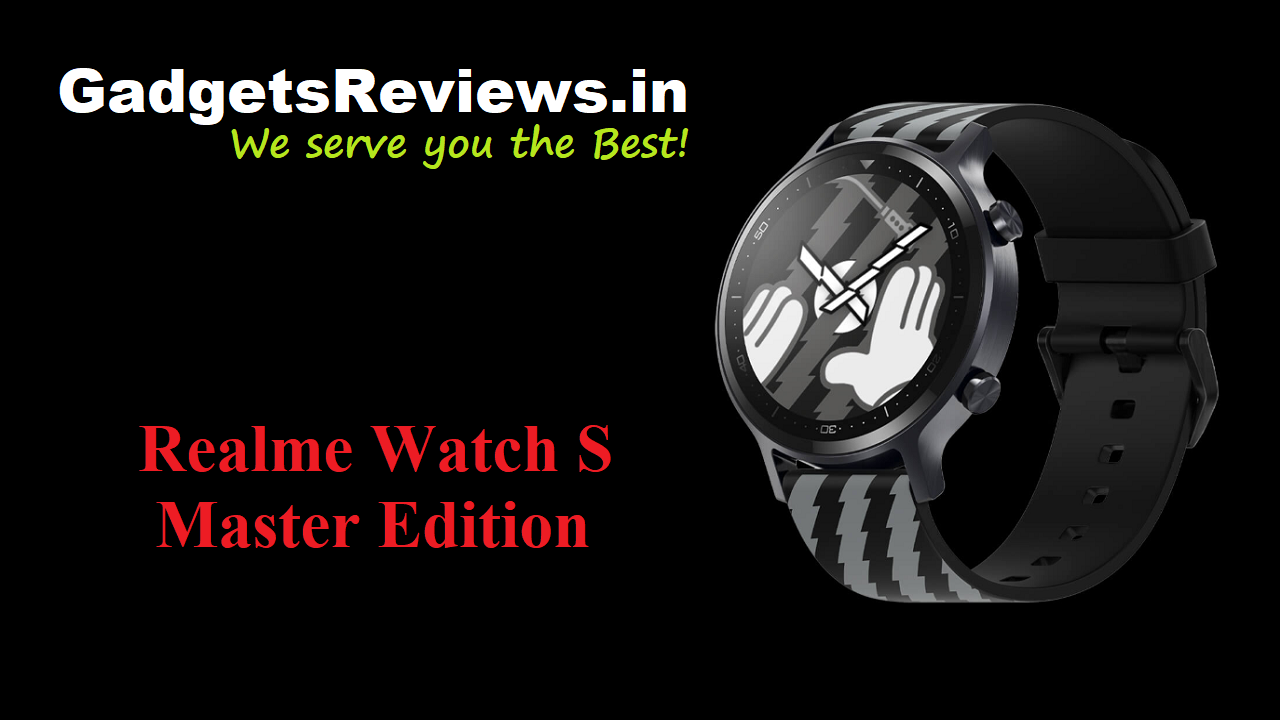 realme watch s Master Edition, buy realme watch s Master Edition, smartwatch realme, realme watch s Master Edition smartwatch, realme watch s Master Edition spects, flipkart