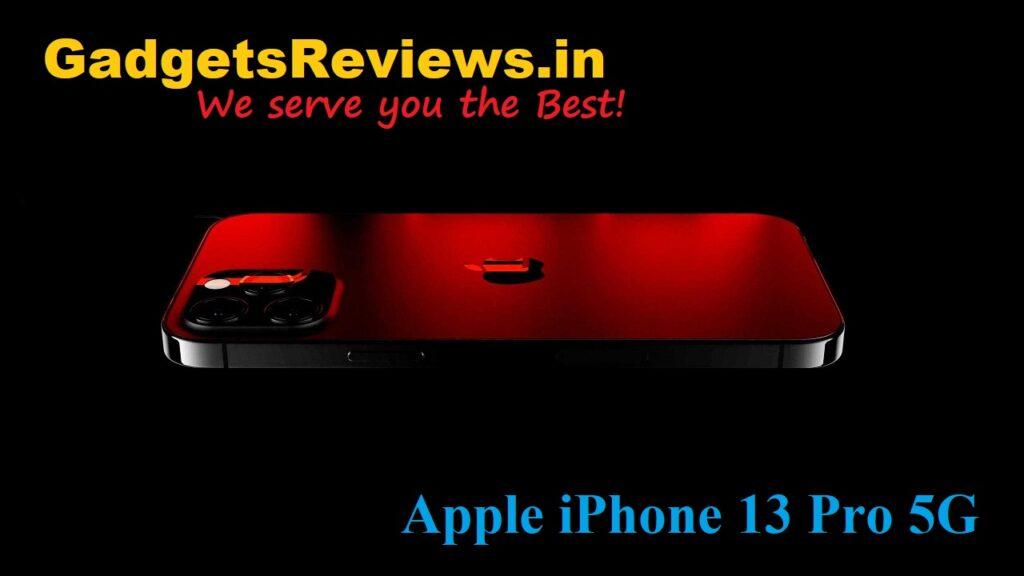 Apple iPhone 13 Pro 5G, iPhone 13 Pro, Apple iPhone 13 Pro, Apple iPhone 13 Pro 5G phone price, Apple iPhone 13 Pro 5G phone specifications, Apple iPhone 13 Pro 5G mobile phone, Apple iPhone 13 Pro phone launching date in India