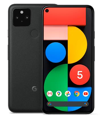 Google Pixel 5A 5G mobile phone