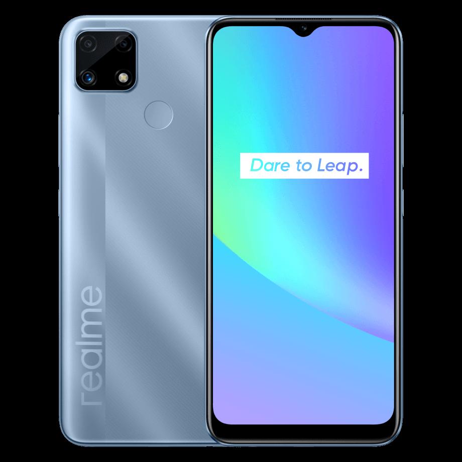 Realme C25 mobile phone