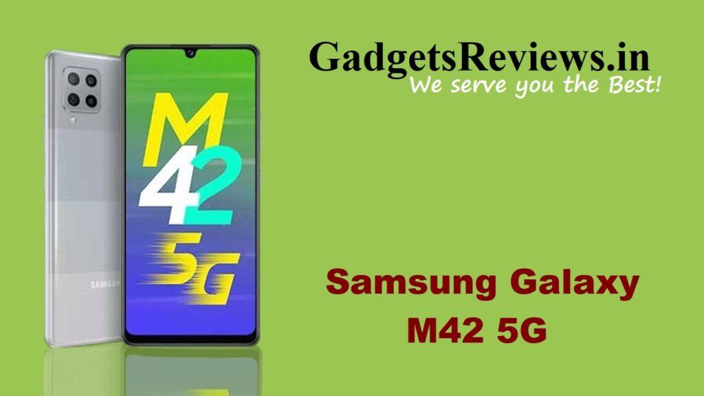 Samsung Galaxy M42, Samsung Galaxy M42 5G, Samsung Galaxy M42 5G mobile phone, Samsung Galaxy M42 phone launching date in India, Samsung Galaxy M42 phone price, Samsung Galaxy M42 5G phone spects, Samsung Galaxy M42 5G phone specifications, amazon