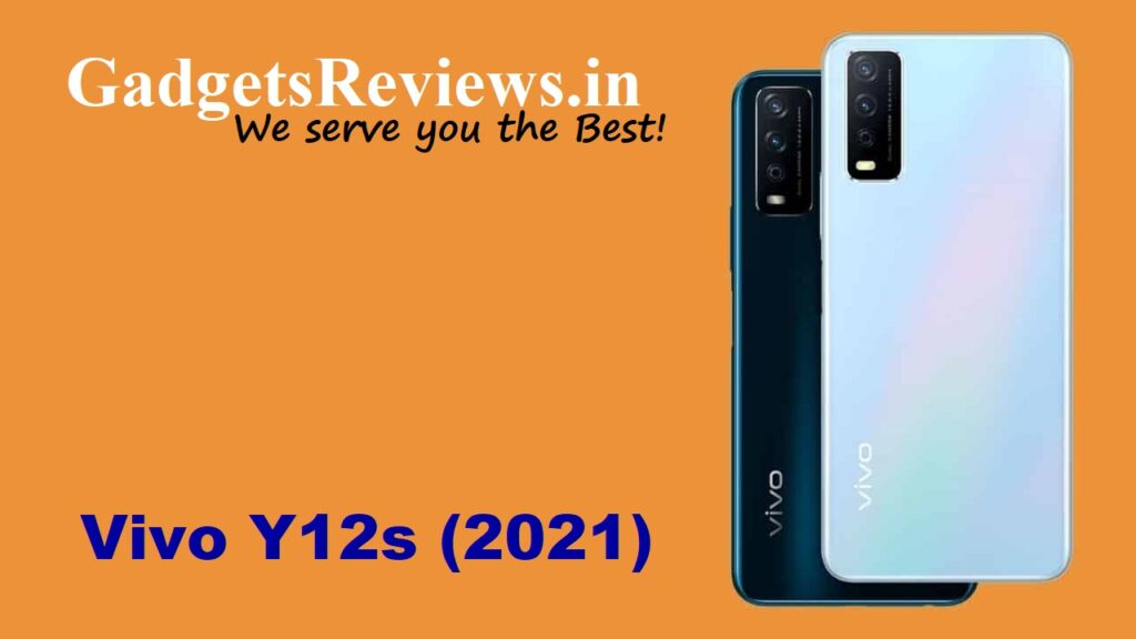 Vivo Y12s 2021, Vivo Y12s, Vivo Y12s 2021 phone price, Vivo Y12s 2021 phone specifications, Vivo Y12s mobile phone, Vivo Y12s 2021 phone launching date in India