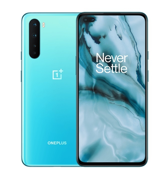 OnePlus Nord CE 5G mobile phone