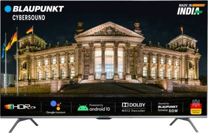 Blaupunkt 43 inch Ultra HD 4K LED Smart Android TV