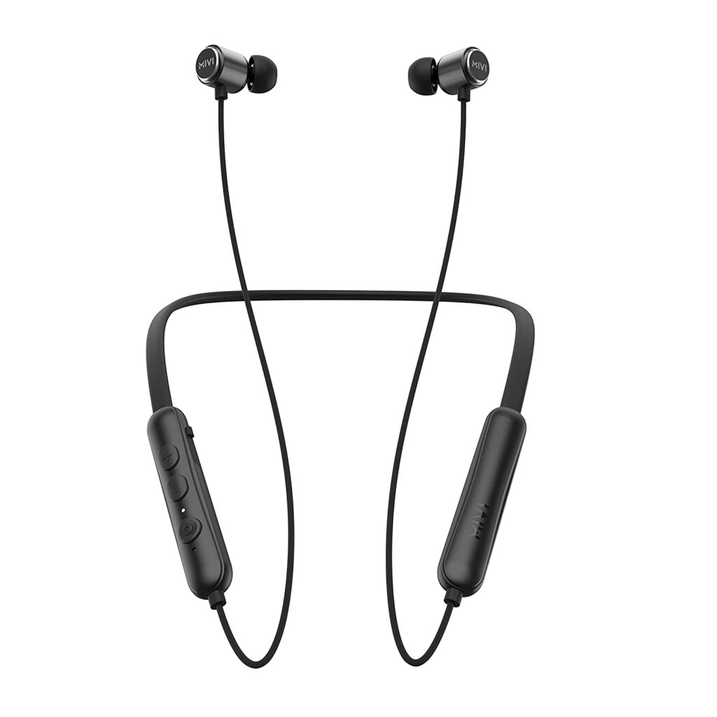 Mivi Collar Flash Bluetooth Earphones