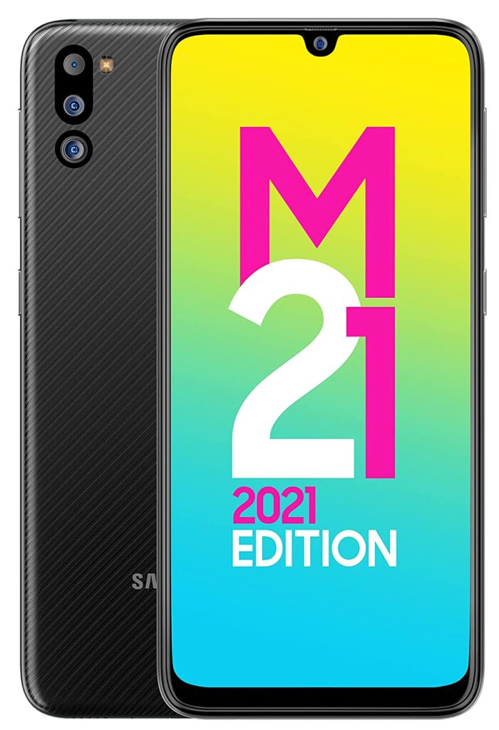 Samsung Galaxy M21 2021 Edition mobile phone