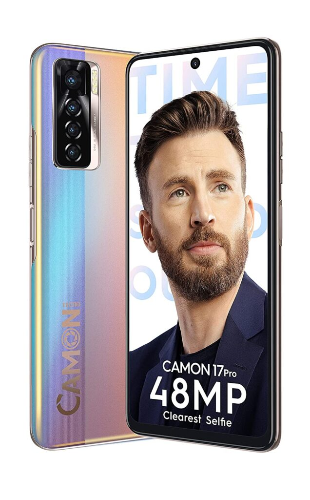 Tecno Camon 17 Pro mobile phone