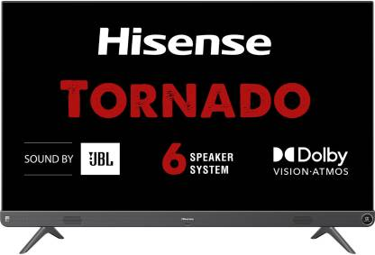 Hisense A73F Series 50 inch Ultra HD 4K LED Smart Android TV
