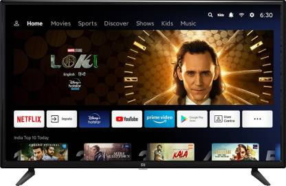 Mi 4C 32 inch HD Ready LED Smart Android TV