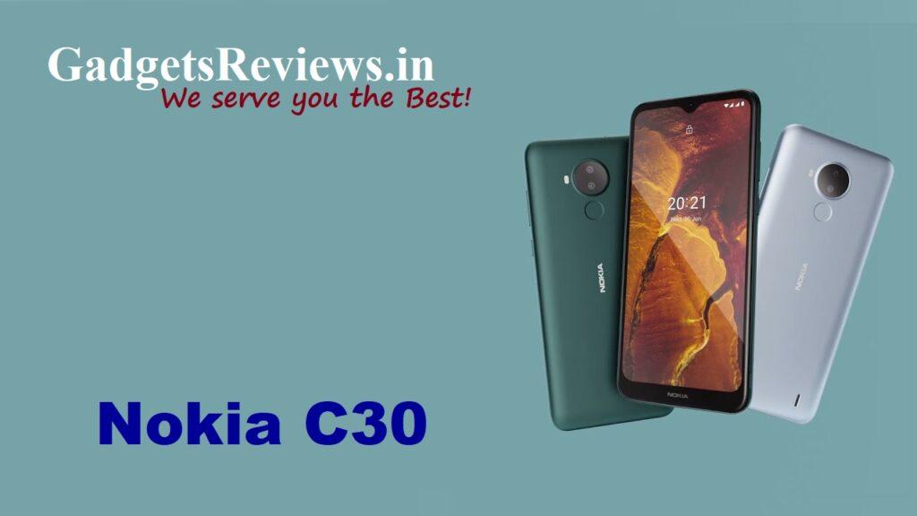 Nokia C30, Nokia C30 4G, Nokia C30 launch date, Nokia C30 mobile phone, Nokia C30 phone launching date in India, Nokia C30 phone price, Nokia C30 phone specifications, Nokia C30 phone spects, Nokia upcoming phones