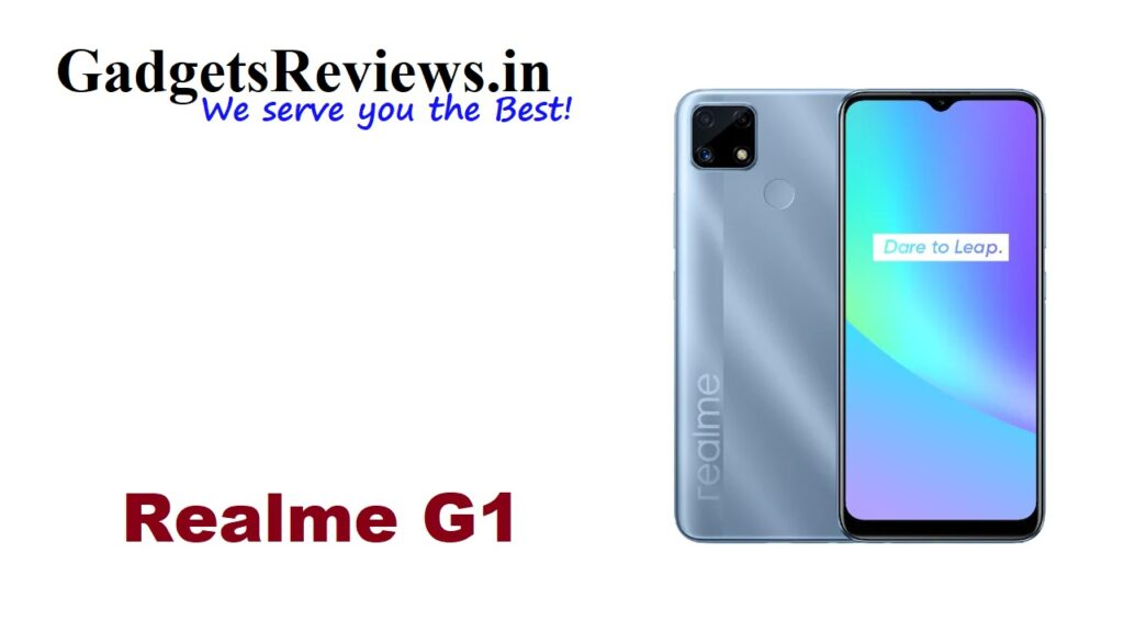Realme G1, Realme, Realme G1 mobile phone, Realme G1 phone launch date, Realme G1 phone launching date in India, Realme G1 phone price, Realme G1 phone specifications, Realme G1 phone spects