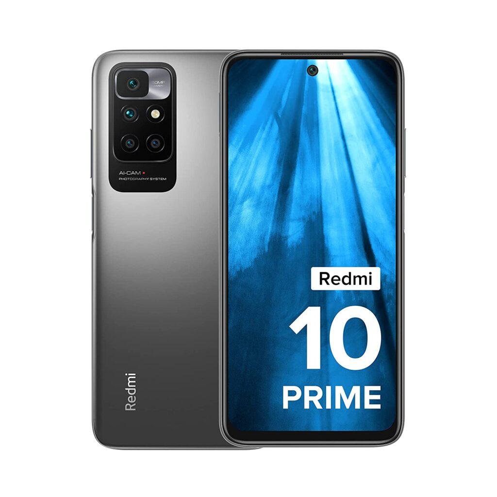 Redmi 10 Prime mobile phone